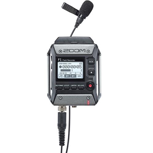 (客訂商品)Zoom F1-LP 專業現場錄音機
