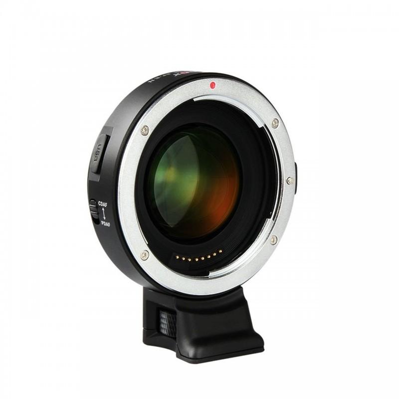 唯卓 Viltrox 異機身接環- SONY NEX 機身/ Canon EF鏡頭
