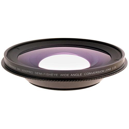MX-3000PRO 0.3X 魚眼數位鏡頭