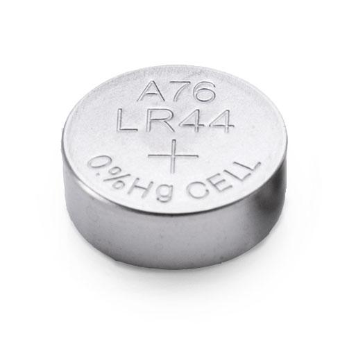 倍量LR44 無汞環保鈕扣電池 (2入)