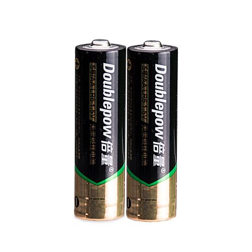 倍量AA1.5V 鹼性無汞環保電池 (2入)