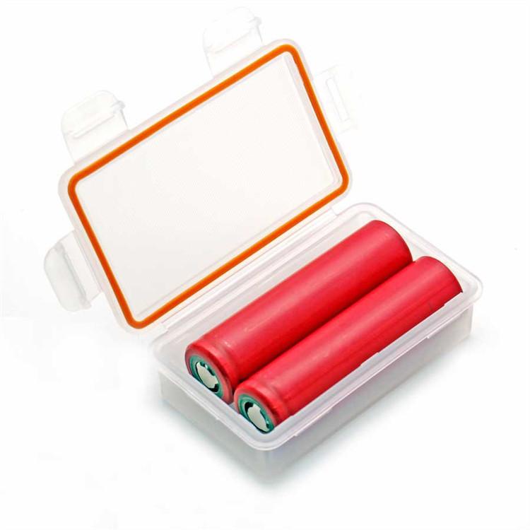 18650電池 防水收納盒(2入)