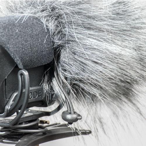 Keystone 指向麥防風毛套5*18cm(灰)