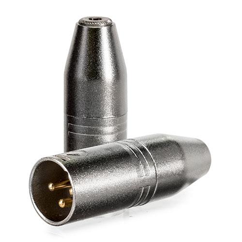 KEYSTONE 3.5mm 轉 XLR 音訊轉接頭