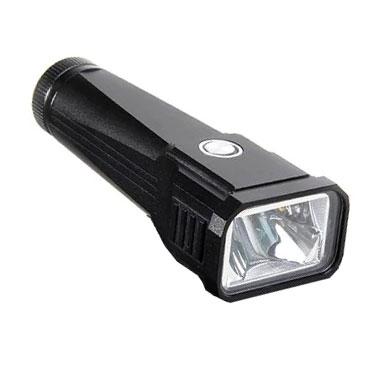 KEYSTONE 德規自行車防眩光強光手電筒 (USB電池套組)