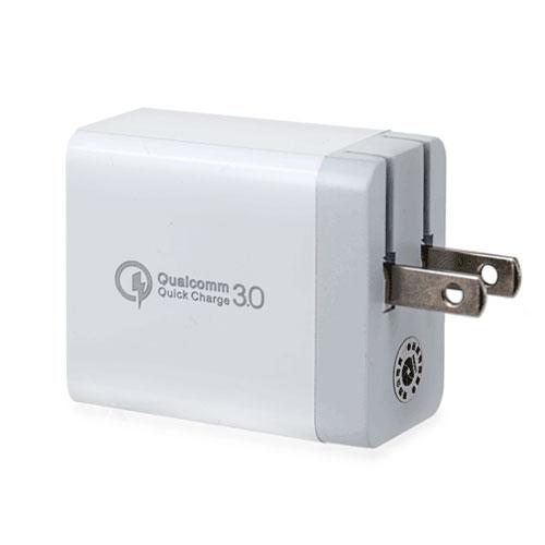 DPL 3A 大電流USB 高速充電器(3槽)
