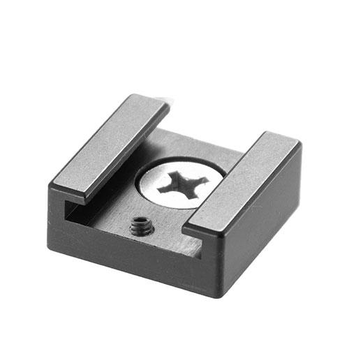 KEYSTONE 鋁合金熱靴座(1/4 公牙)