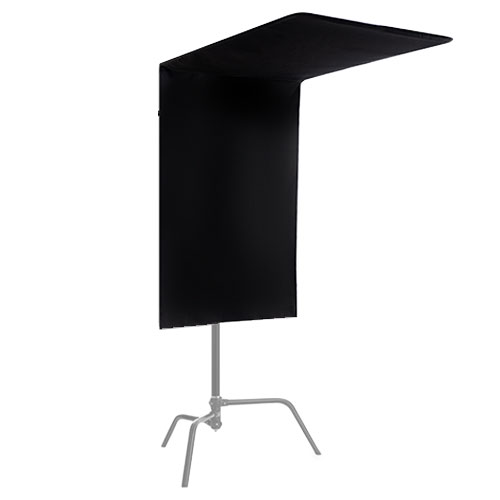 Selens 旗板框用吸光黑布75*188cm