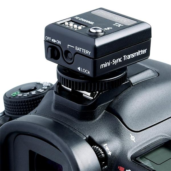 SMDV Mini-sync 微型閃燈觸發器