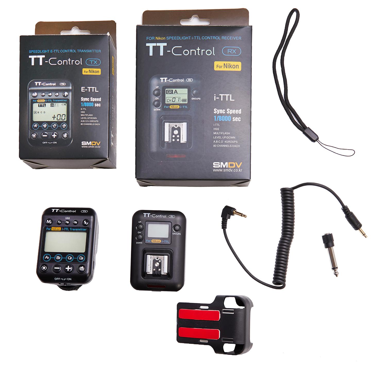 SMDV TTL-Control 閃燈觸發器(Canon)