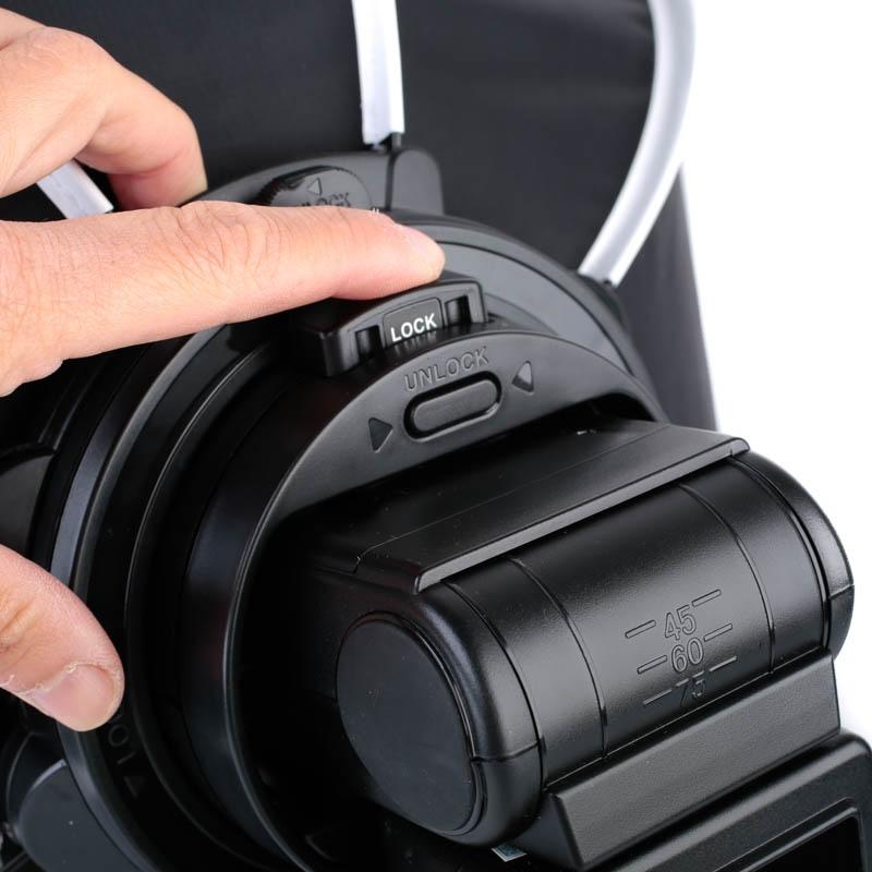 SM FLIP 24 秒收八角柔光罩(S接環)