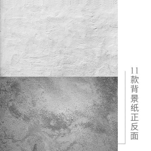 KEYSTONE 雙面低反光仿真背景紙-11水泥牆紋