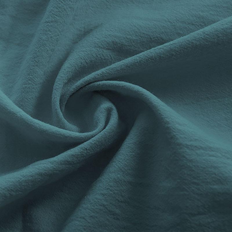 KEYSTONE 中藍色純棉背景布 260X200 cm