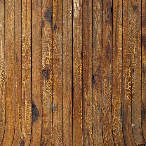 KEYSTONE 絨面背景布-舊木牆300*200CM(橫幅)