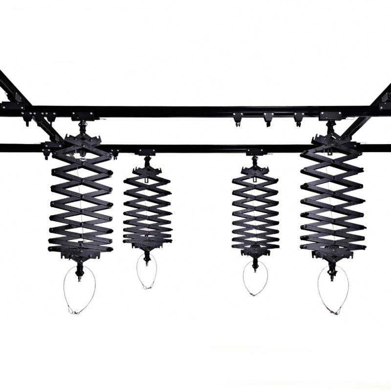 Keystone 井字軌道吊燈系統(4吊臂)