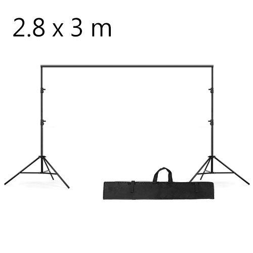 2.8*3米 摺疊背景架組