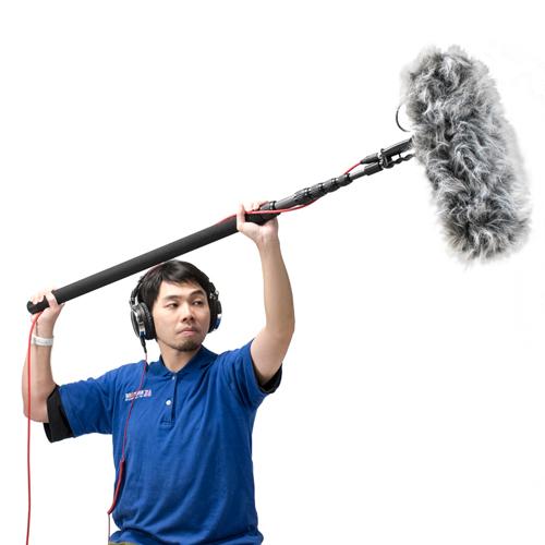 Synco Mic-D1 戶外收音防風套組