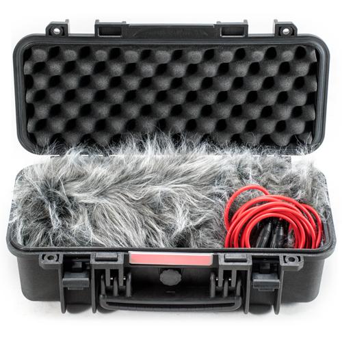 Synco Mic-D2 戶外收音防風套組