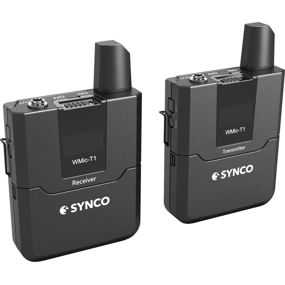 Synco WMic-T1  無線麥克風