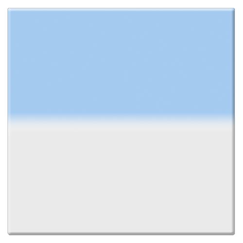 TIFFEN 6.6*6.6藍色3漸層鏡HARD