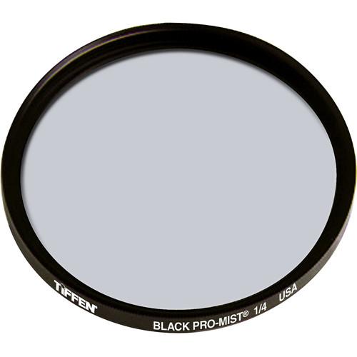 Tiffen 72mm Black Pro Mist Filter 黑柔焦鏡 1/4