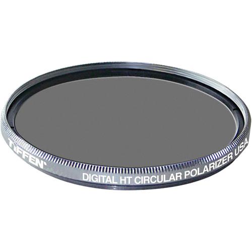 TIFFEN 72MM Digital HT鈦雙面護膜環型偏光濾鏡