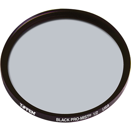 Tiffen 82mm Black Pro Mist Filter 黑柔焦鏡 1/2