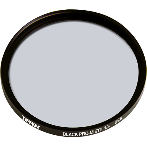 Tiffen 82mm Black Pro Mist Filter 黑柔焦鏡 1/8