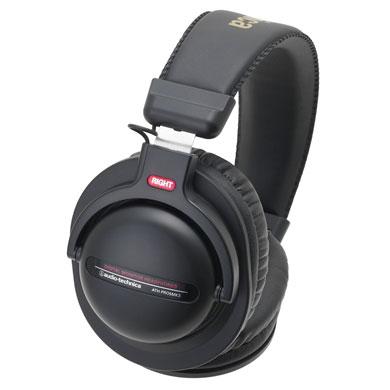 鐵三角 ATH-PRO5MK3 專業型監聽耳機 (黑)