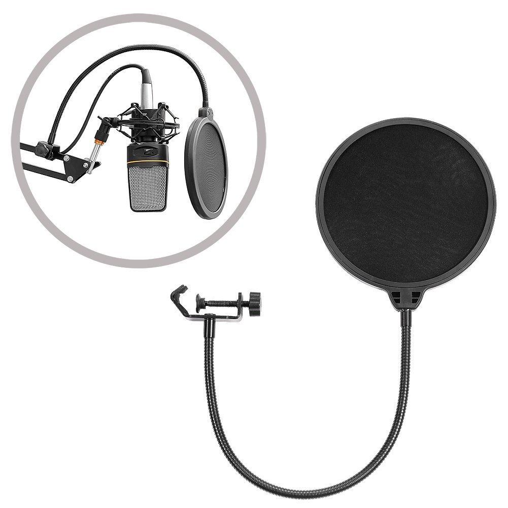 雙層錄音防噴罩