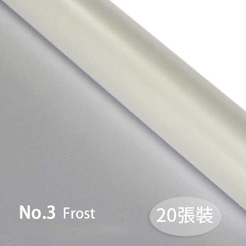 Domes  F3加厚柔光紙 100*80cm(20張)