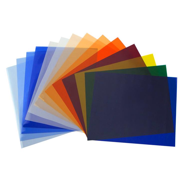 Domes 濾色片專業套組(14色 2尺寸28張)