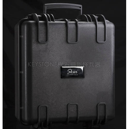 Skier333517氣密提箱(黑)
