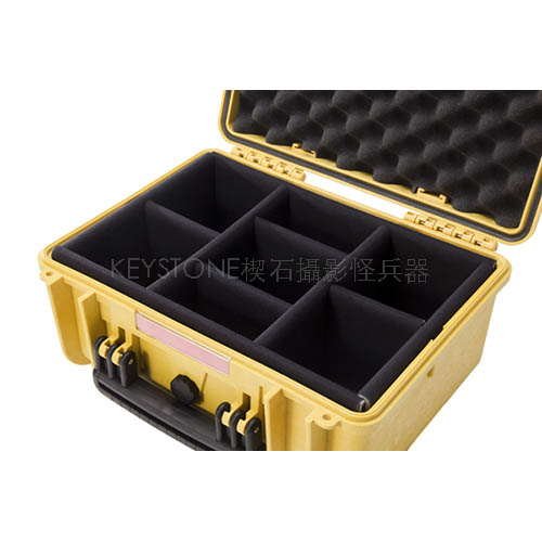 Skier382718氣密提箱專用DIY隔層套組