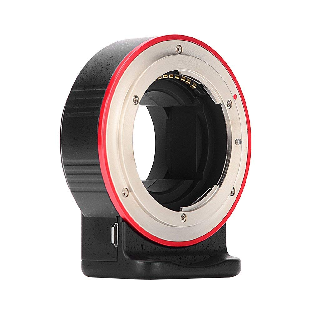 Tuamiga AF異機身接環(Nikon 鏡-Sony 機身)