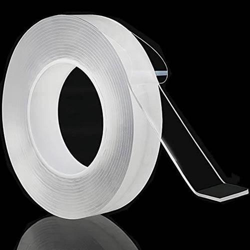 Skier 透明無痕雙面膠 3cm*10米