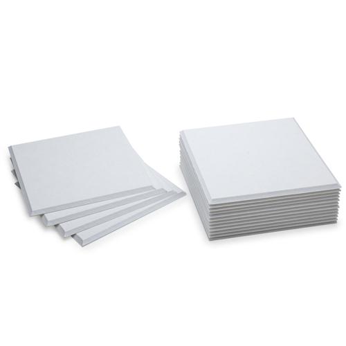 KEYSTONE 聲學纖維吸音板 30X30cm16片裝-雪白