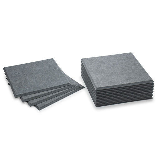 KEYSTONE 聲學纖維吸音板 30X30cm16片裝-月光灰