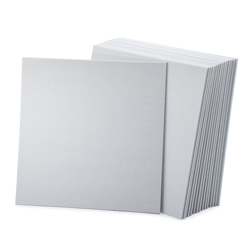 KEYSTONE 聲學纖維吸音板 60X60cm16片裝-雪白