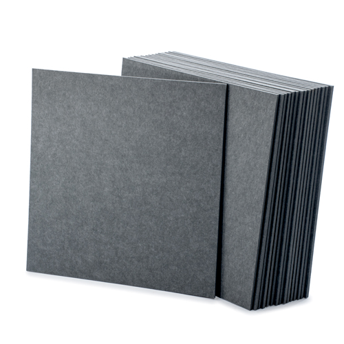 KEYSTONE 聲學纖維吸音板 60X60cm16片裝-月光灰