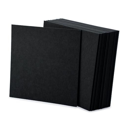 KEYSTONE 聲學纖維吸音板 60X60cm16片裝-黑