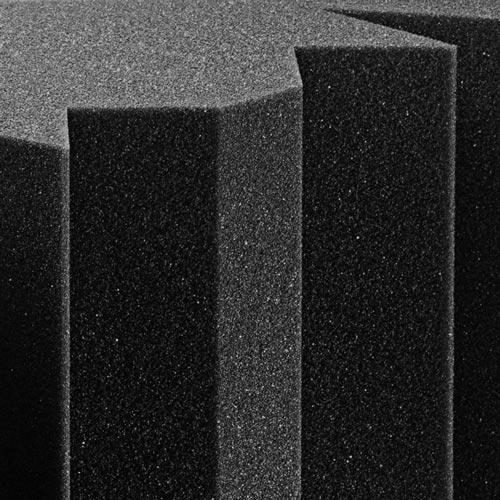 Keystone 阻燃低頻陷阱吸音泡棉25*25*50cm(2入裝)