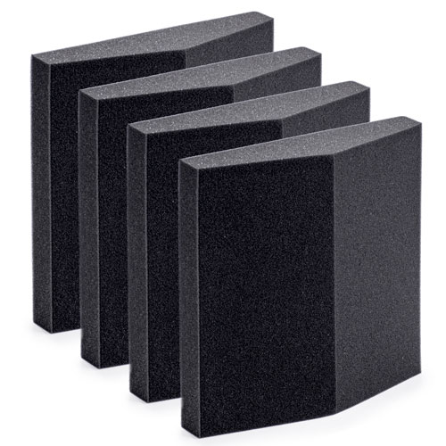 Keystone 聲學山形吸音棉30*30*7.5cm(4入裝)