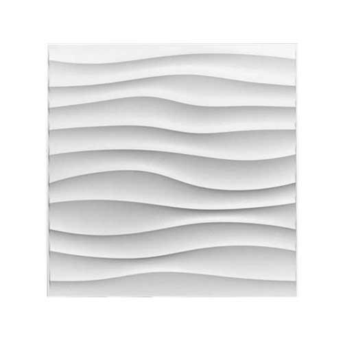 KEYSTONE聲學擴散板   波紋50*50*2CM