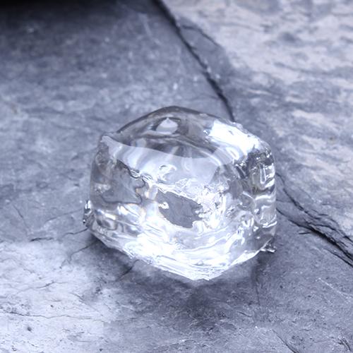 浮水 方形 假冰塊 3 cm (單顆)