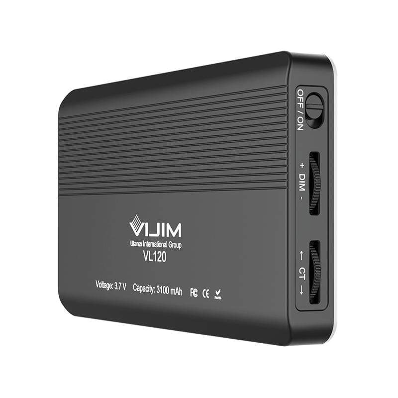 VIJIM VL 120C 雙色溫LED燈(鋰電)