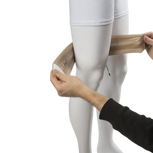 URSA 附內袋隱形大腿束帶(肉色)