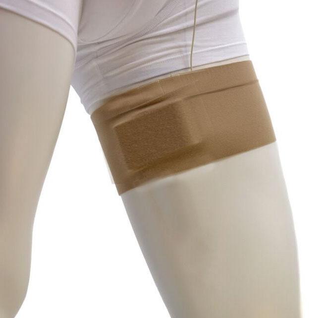 URSA 附側開內袋隱形大腿束帶(肉色)