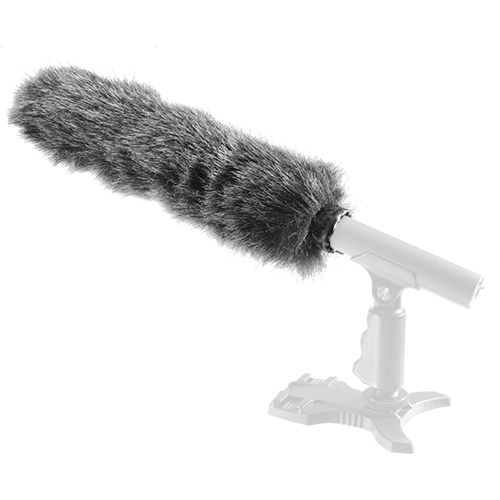 CAVISION 麥克風防風毛套9英吋, 21mm