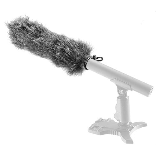 CAVISION 麥克風防風毛套7英吋, 21mm